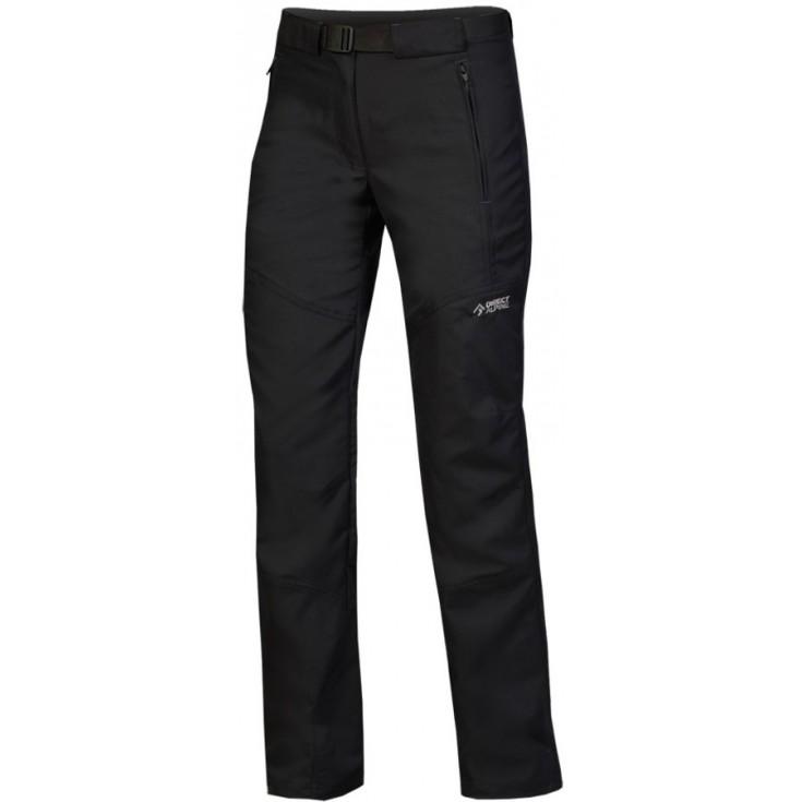 Pantalon softshell femme Badile Lady Pant 3.0 noir Directalpine
