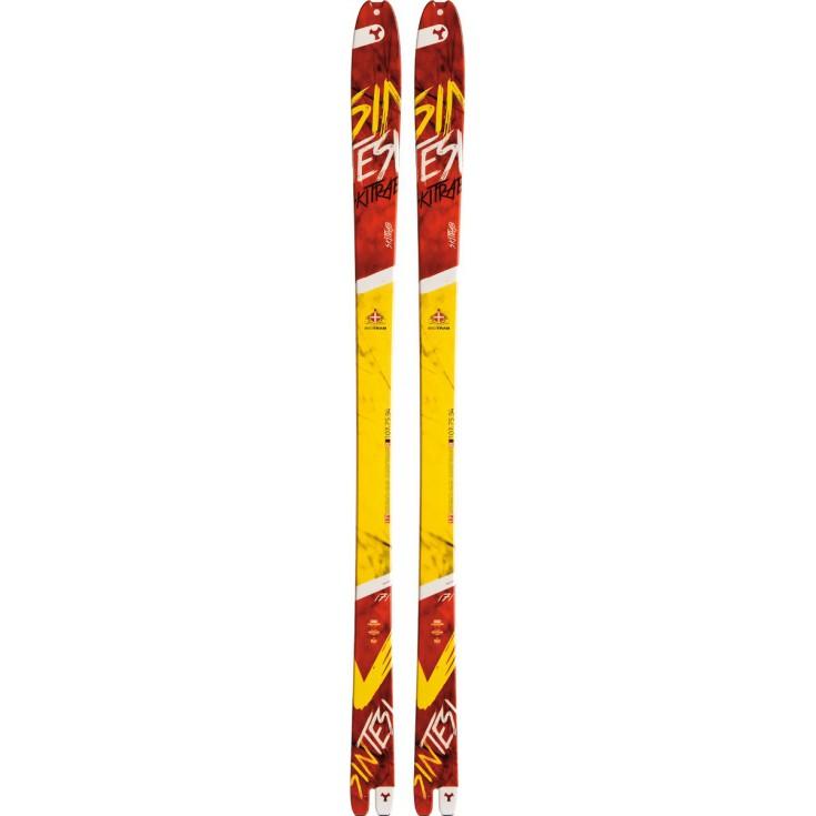 Ski de rando Sintesi 2015-2016 SkiTrab