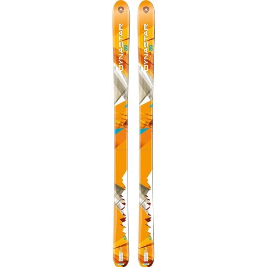 Ski de rando Dynastar Cham Alti 89 Orange 2014