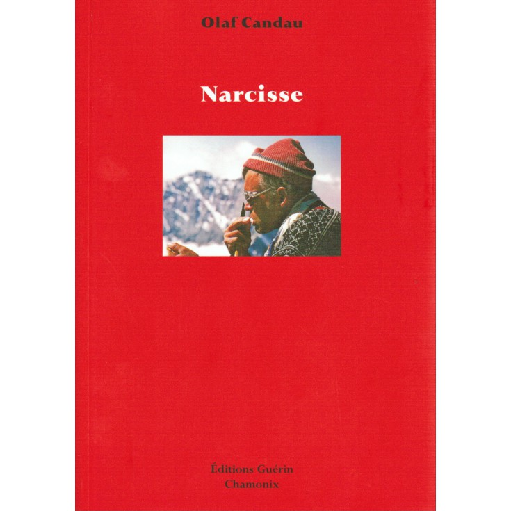 Livre Narcisse d'Olaf Candau - Editions Guérin