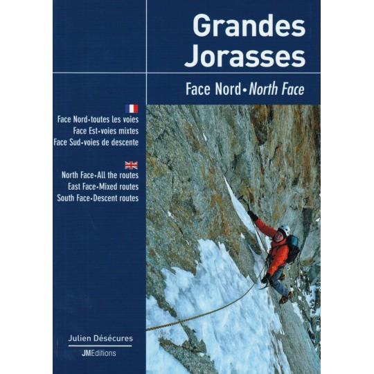 Livre Topo Grandes Jorasses - Face Nord - JMEditions