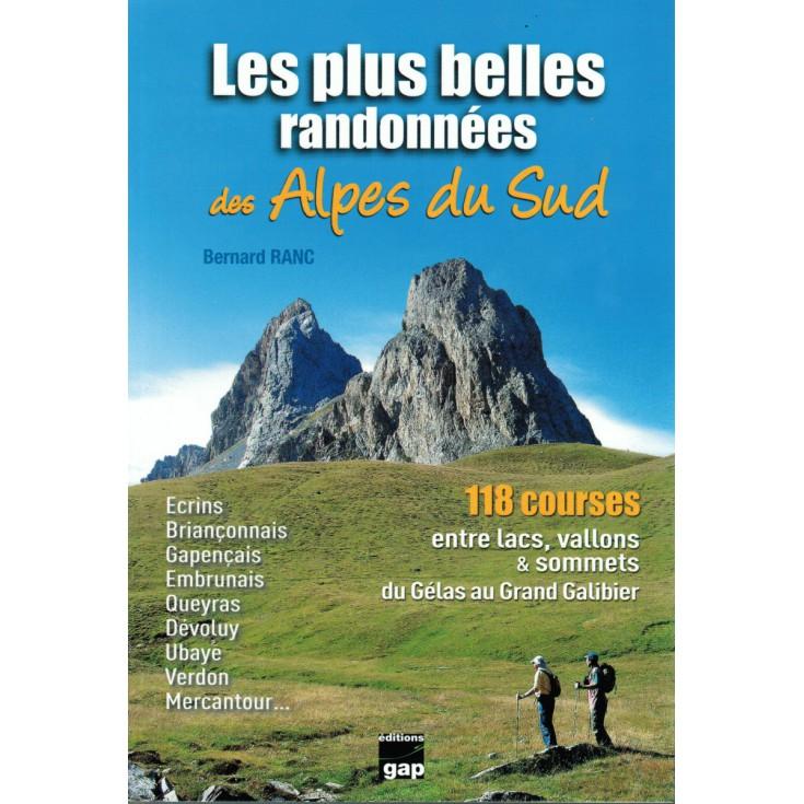 Les Plus Belles Randonnees Des Alpes Du Sud De Bernard Ranc