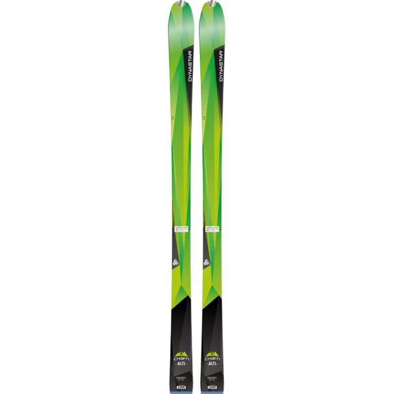 ski de rando cham alti 80 dynastar 2016 montania sport. Black Bedroom Furniture Sets. Home Design Ideas