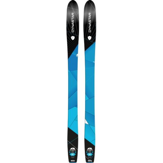 Ski de rando freeride Cham High Mountain 97 Dynastar 2015