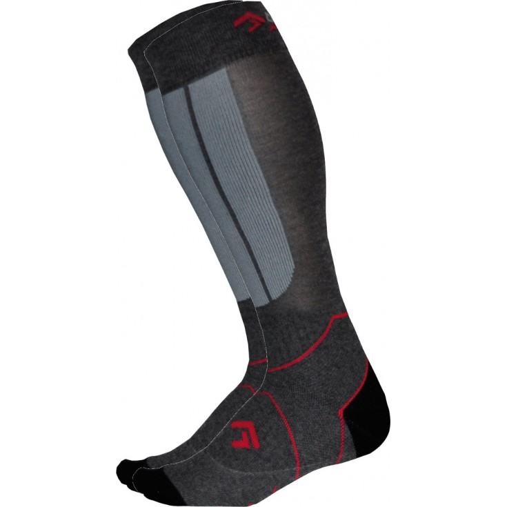 Chaussettes de ski Tirol Socks grises Directalpine