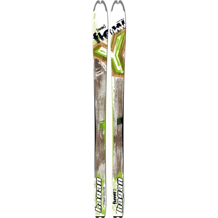 Ski de rando Y-Flow Hagan 2016