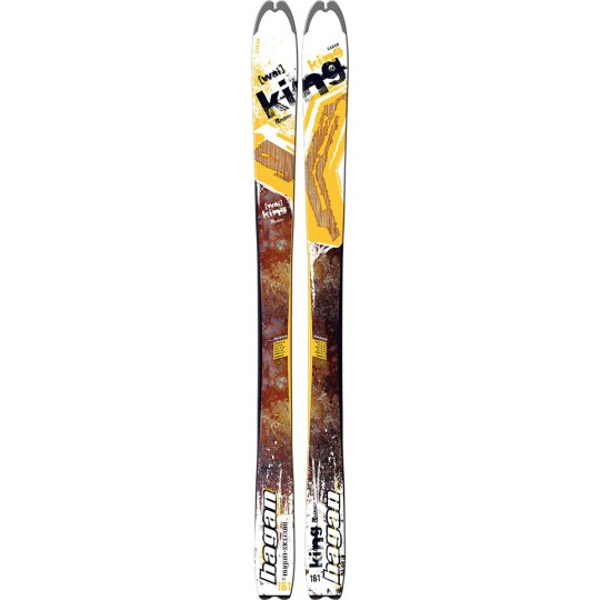 Ski de rando freeride Y-King 107mm 2016 Hagan