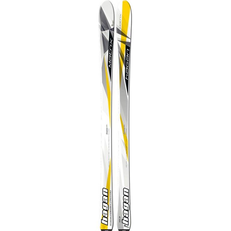 Ski de rando Matrix Hagan 2016
