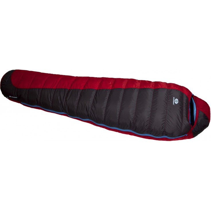 Sac de couchage ERRATIC PLUS II 850 LNG rouge 200 SirJoseph