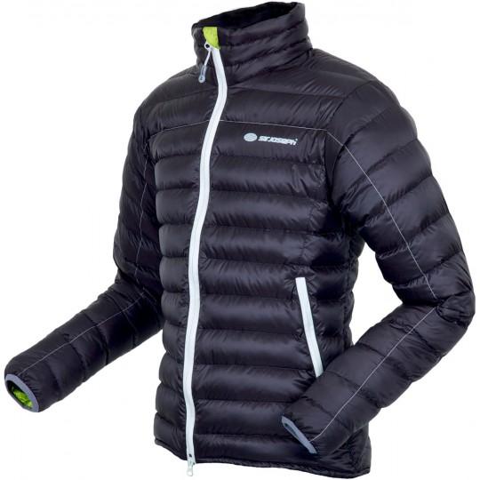 Doudoune Homme Apron II Jacket noire SirJoseph