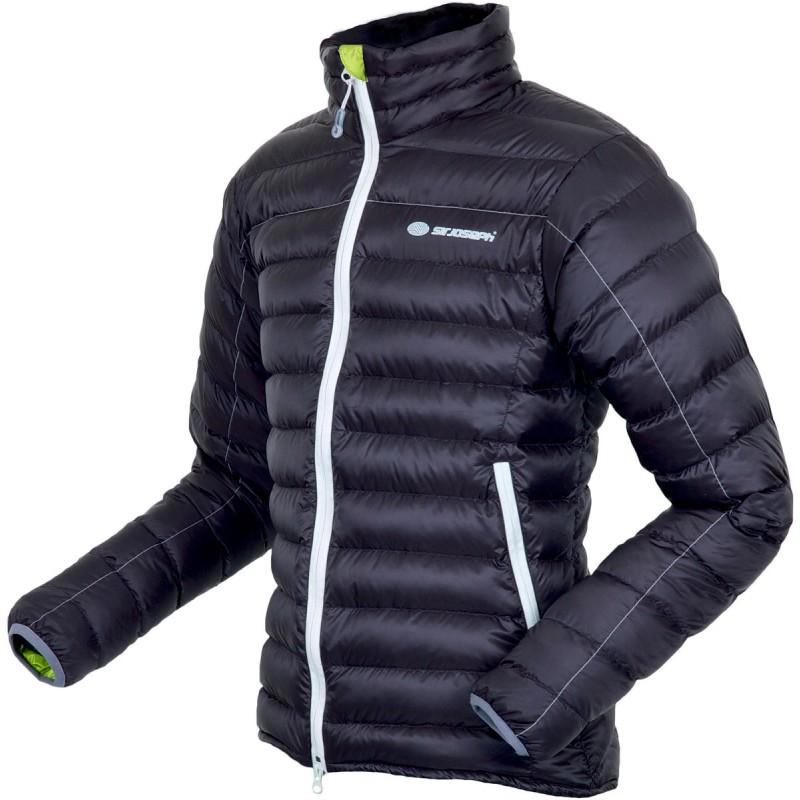 doudoune homme apron ii jacket noire sirjoseph montania sport. Black Bedroom Furniture Sets. Home Design Ideas