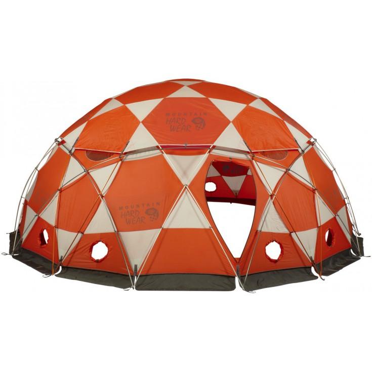 tente camp de base space station mountain hardwear montania sport. Black Bedroom Furniture Sets. Home Design Ideas