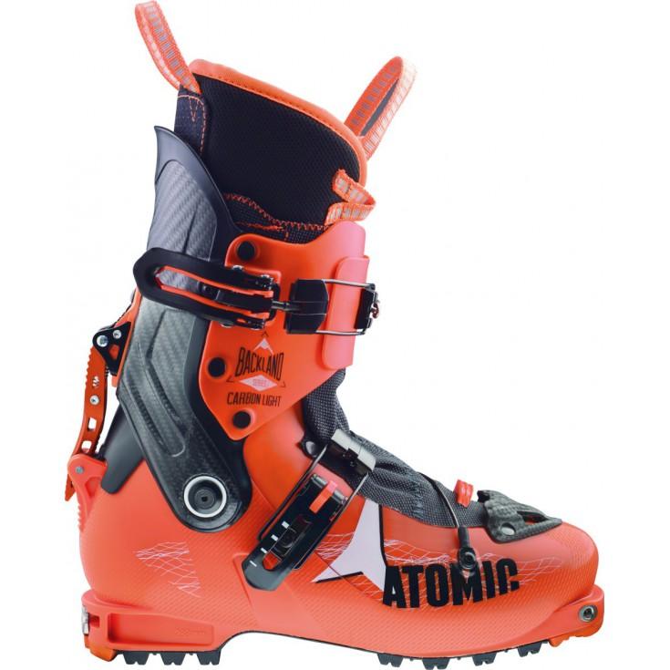 chaussure ski de randonn e backland carbon light orange. Black Bedroom Furniture Sets. Home Design Ideas