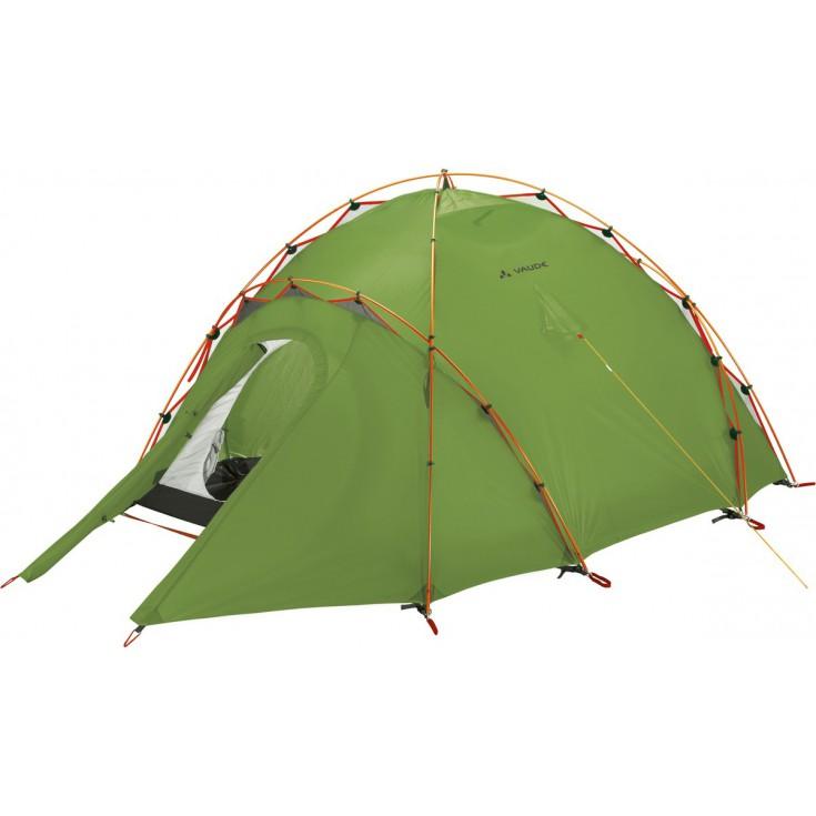 Tente Alpinisme et Randonnée Power Atreus 3P Green Vaude