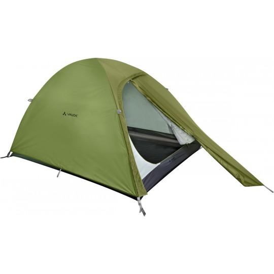 Tente Campo Compact 2P Chute Green Vaude