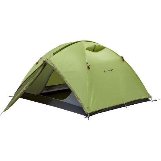 Tente Campo 3P Chute Green Vaude
