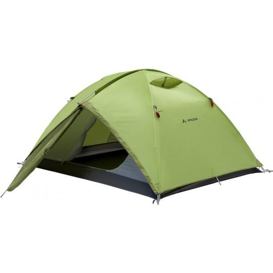 Tente Campo Grande 3-4P Chute Green Vaude