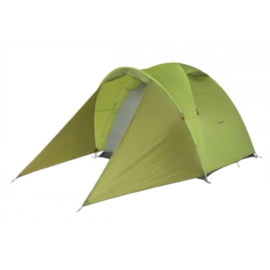 Tente Campo Family XT 5P Chute Green Vaude