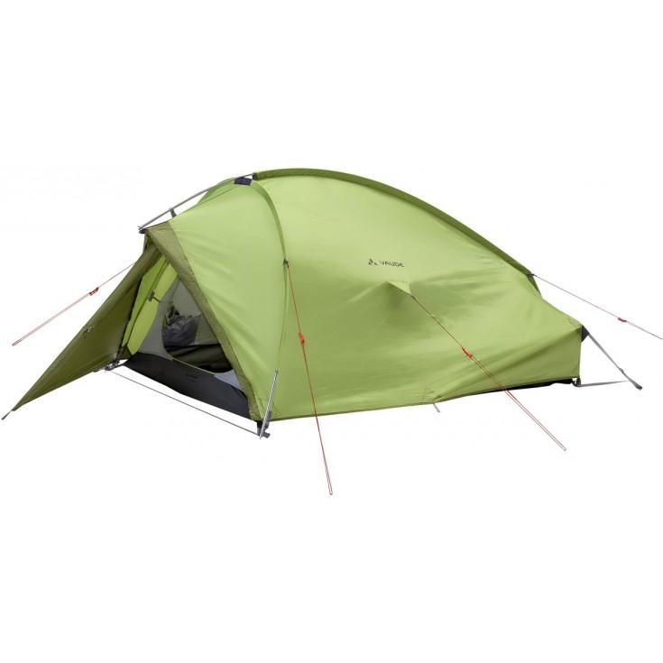 Tente Taurus 2P Chute Green Vaude