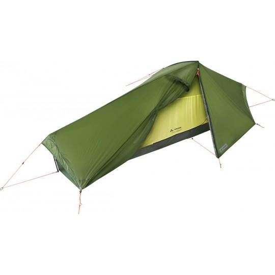 Tente Lizard GUL 1P Green Vaude