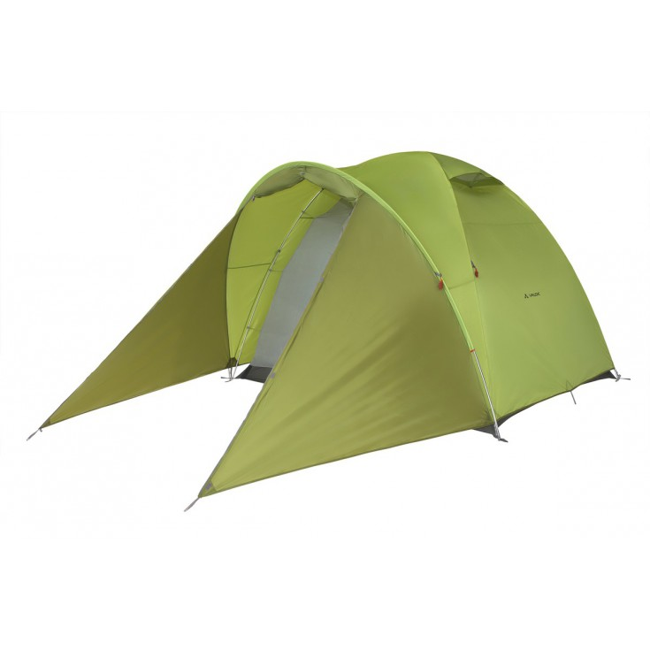 Tente de camping Campo Grande XT 3-4P Chute Green Vaude