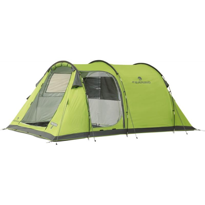tente de camping proxes 4 verte ferrino montania sport. Black Bedroom Furniture Sets. Home Design Ideas