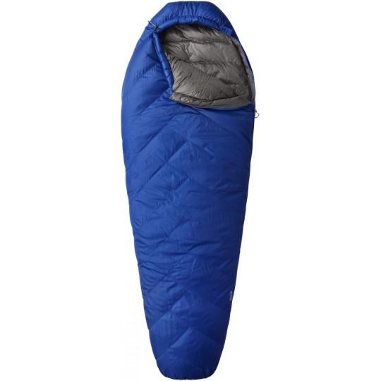 Sac de couchage plume Ratio 15 REG bleu azul Mountain Hardwear