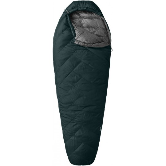 Sac de couchage plume Ratio 32 REG kaki sherwood Mountain Hardwear