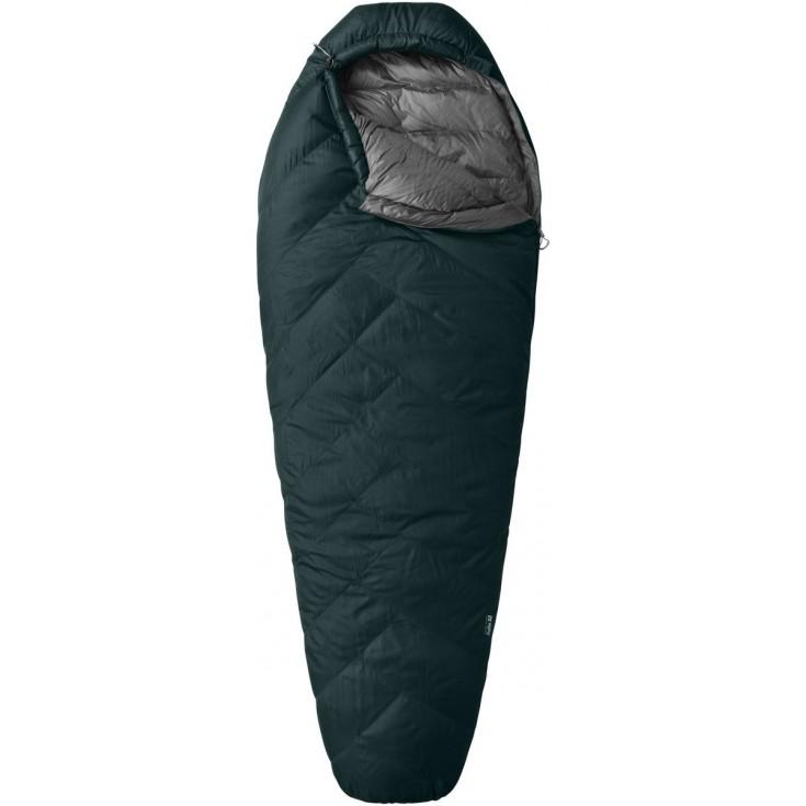 Sac de couchage plume Ratio 32 REG kaki sherwood Mountain Hardwear
