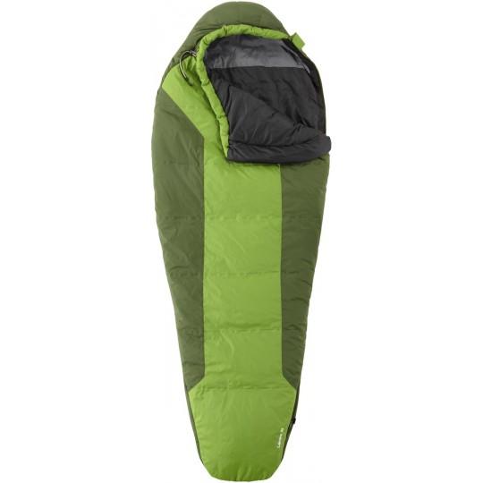 Sac de couchage synthétique Lamina 35 REG vert Mountain Hardwear