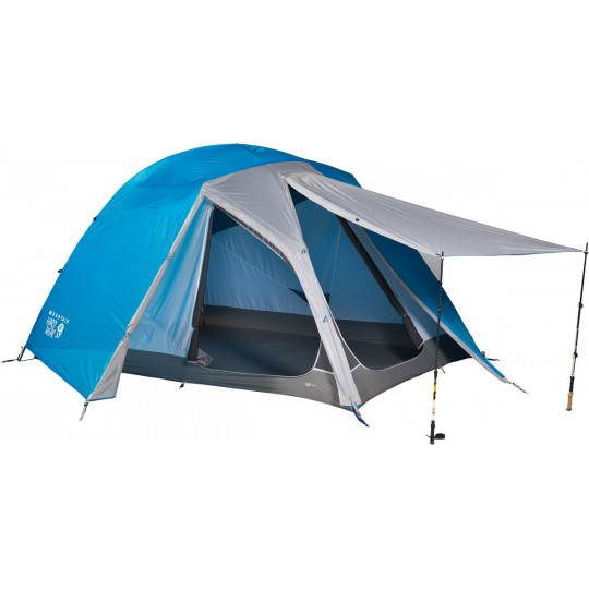 Tente Optic 6 Tent Bay-Blue Mountain Hardwear