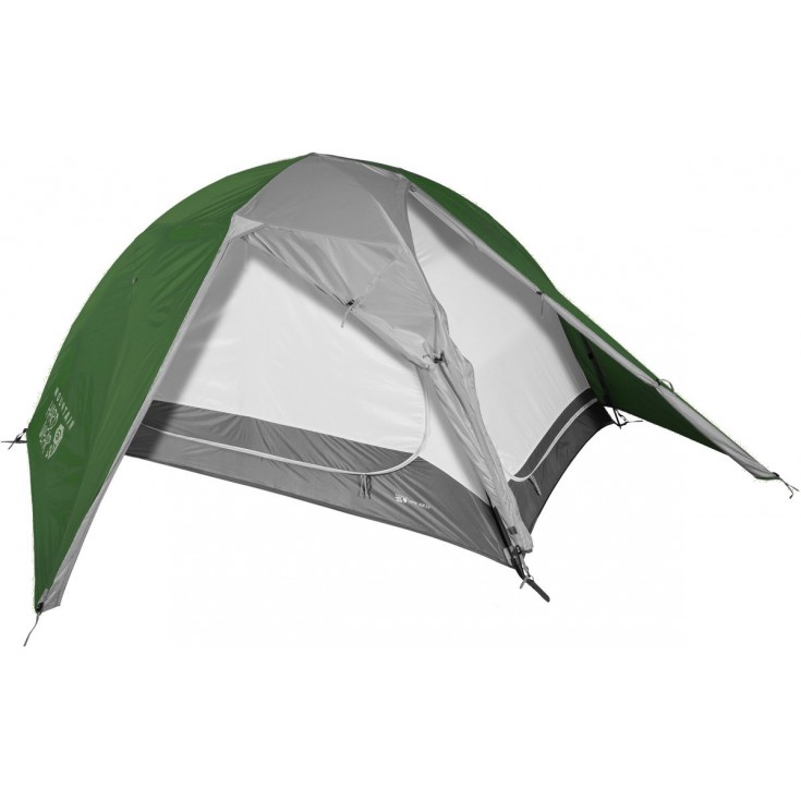 Tente Optic Vue 3.5 Tent vert-gris Mountain Hardwear