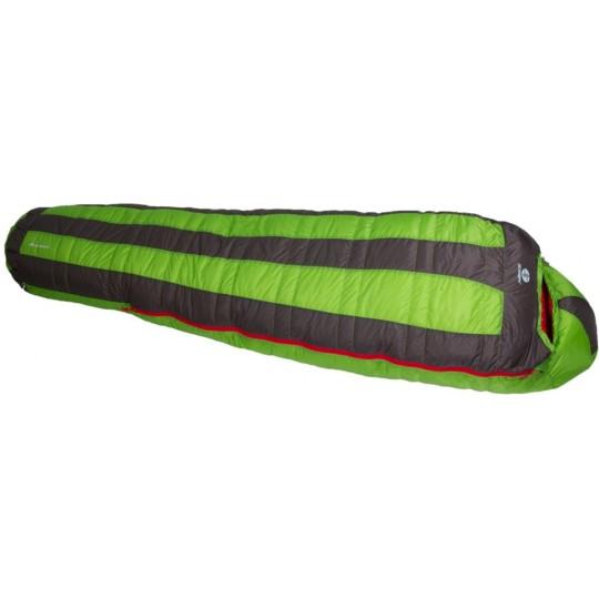 Sac de couchage plume femme Looping II 500 S vert 170 SirJoseph