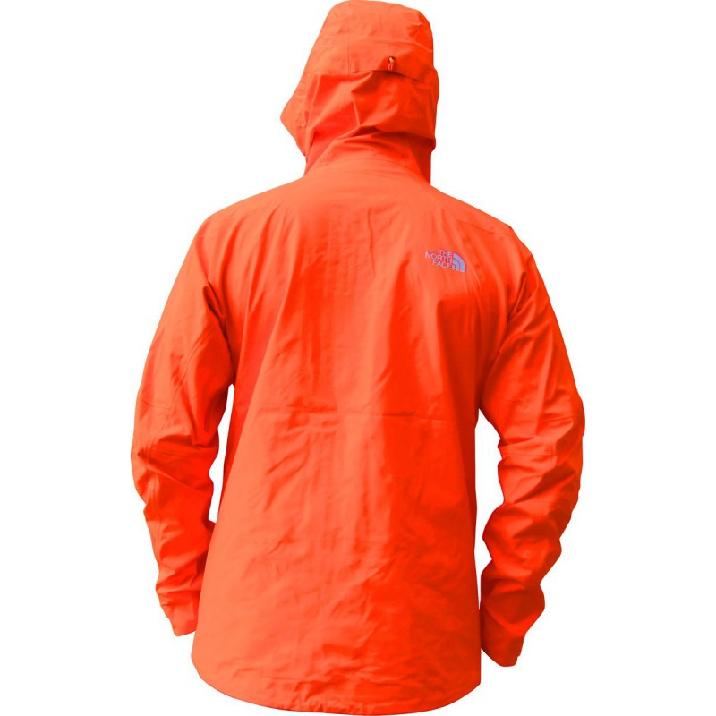 veste gore tex homme front point jacket orange the north face montania sport. Black Bedroom Furniture Sets. Home Design Ideas