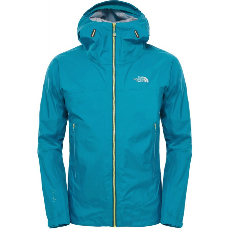 veste gore tex homme oroshi jacket bleue the north face. Black Bedroom Furniture Sets. Home Design Ideas