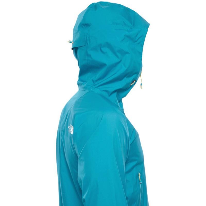 veste gore tex homme oroshi jacket bleue the north face montania sport. Black Bedroom Furniture Sets. Home Design Ideas