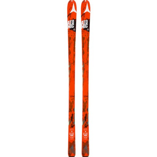 Ski de rando Ultimate 65 World Cup Rouge Atomic 2016