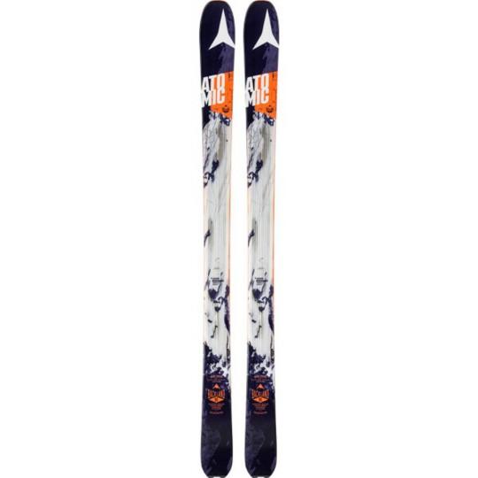 Ski de rando Backland 95 Atomic 2016