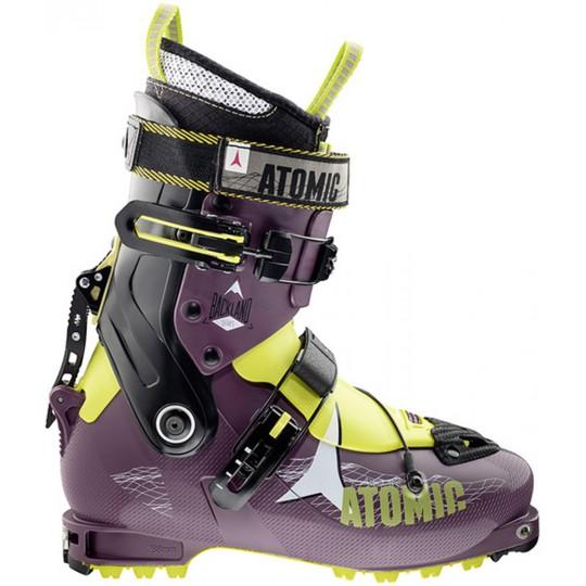 Chaussure ski de randonnée femme Backland Berry-Lime Atomic