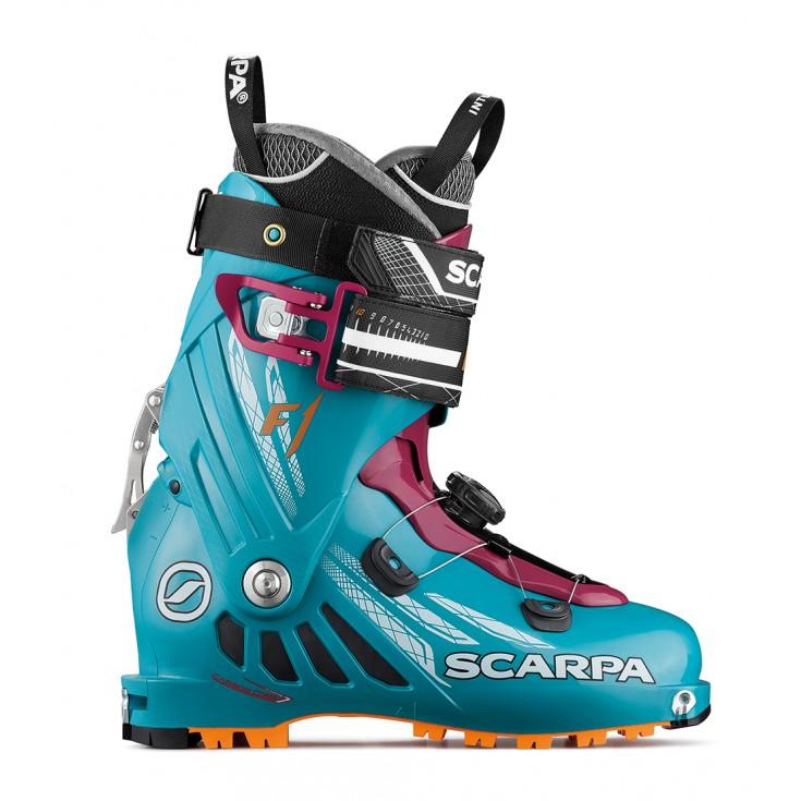 Chaussure ski de rando femme F1 Wmn 2015-2016 Scarpa