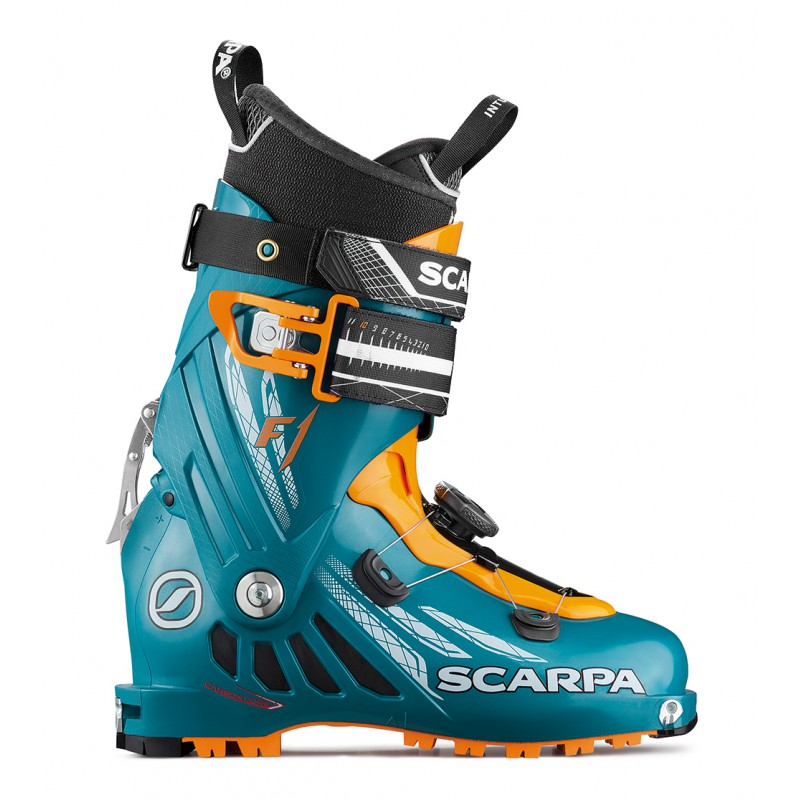 chaussure ski de rando homme f1 scarpa 2018 montania sport. Black Bedroom Furniture Sets. Home Design Ideas