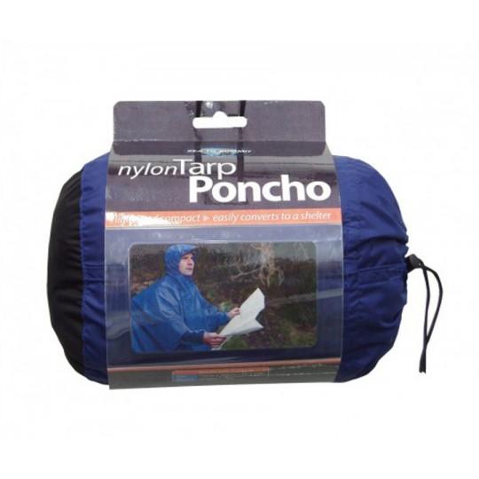 Poncho Nylon Siliconné / Tarp SeaToSummit