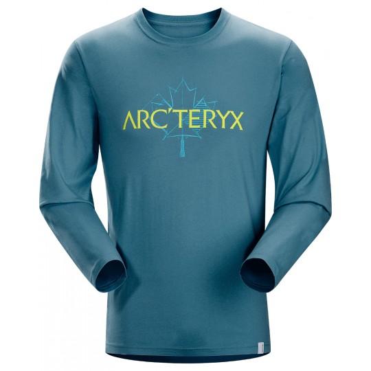 Tee-shirt manches longues homme Maple Spyglass Arcteryx