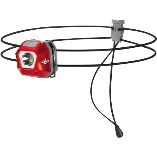 Lampe frontale L24 rouge Beal