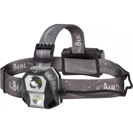 Lampe frontale FF190 noire Beal
