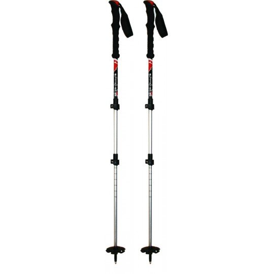 Bâtons Fuji 3 brins Powerlock Summit Pole