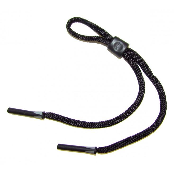 Cordon à lunettes STOPPERS 5.5 noir uni Julbo