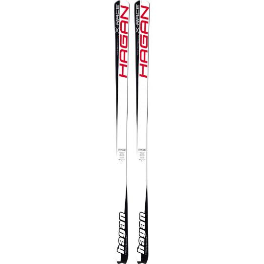 Ski de rando course X-Race Hagan 2015