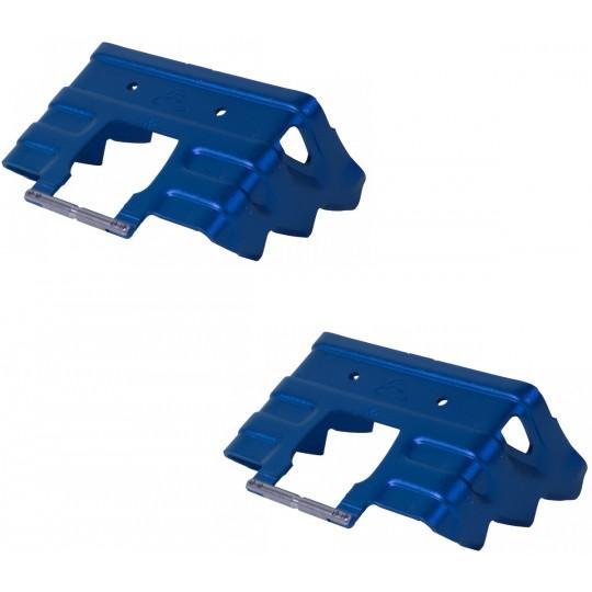 Couteaux 90mm bleu pour fixations ski de rando Dynafit