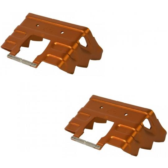 Couteaux 100mm orange Dynafit